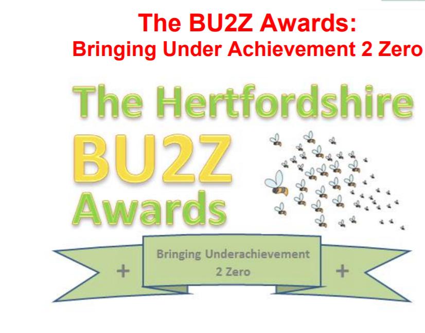 Buzz award