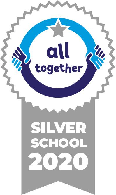 Silver award 2020 colour